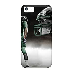 New New York Jets Tpu Skin Case Compatible With Iphone 5c