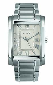 Alfex Reloj de cuarzo Man Alfex Acero 33 mm