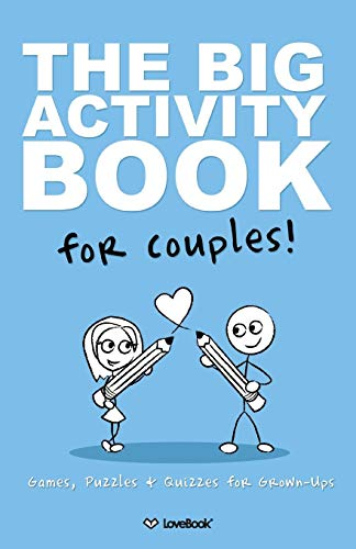 Pdf Self-Help The Big Activity Book For Couples