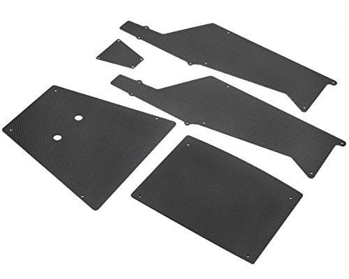 Xtreme Carbon Fiber - Xtreme Racing Yeti XL Carbon Fiber Body Kit