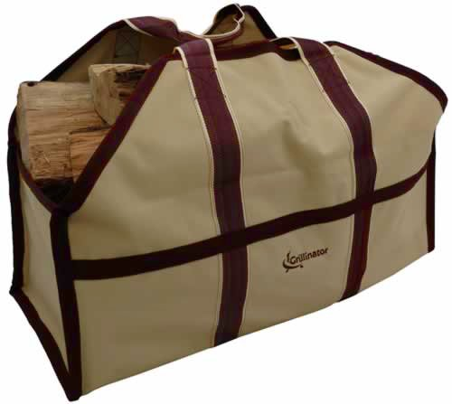 Firewood Carrier Exclusive Grillinator Earth product image