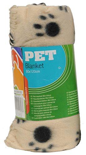 Hund-15353-Pet Decke-80x 120cm-in 3verschiedenen Farbe
