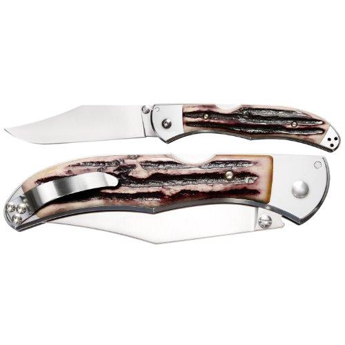 Cold Steel Lone Star Hunter Thumb Stud Version Knife, Outdoor Stuffs