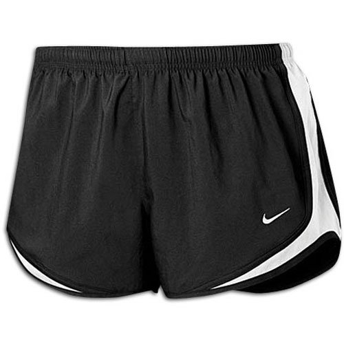 Nike Womens Dry Tempo Short - Black - Large by Nike