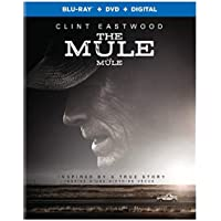The Mule (Bilingual) [Blu-Ray + DVD + Digital]