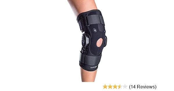 f00f65b353 Amazon.com: DonJoy Drytex Hinged Air Knee Brace: Sports & Outdoors