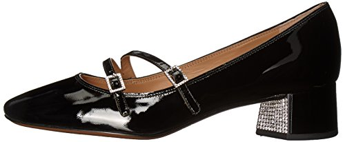 Marc Cerrada Jane Mary Black Mujeres Talla Jacobs Bella Punta Strass Zapatos PcwPqprUFW