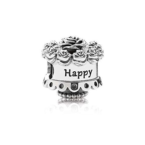Pandora Women's 791289 Happy Birthday Charm (Happy Birthday Charm)