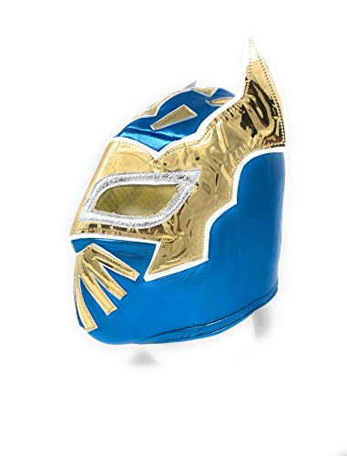 Sin Cara Costumes (Mexitems Authentic Luchador Masks (Pick Your Luchador) (Sin)