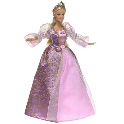 Barbie as Rapunzel: Toys & Games