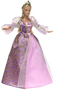 Amazon Com Barbie As Rapunzel Toys Amp Games