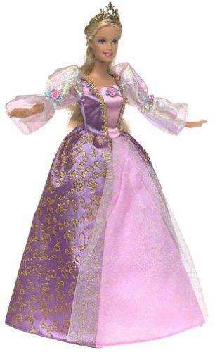 (Barbie as Rapunzel)