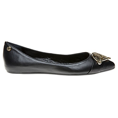 Love Moschino Shoes Pointed Nero Ballet 7ZOp7q