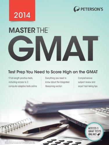Download Master the GMAT 2014 Pdf