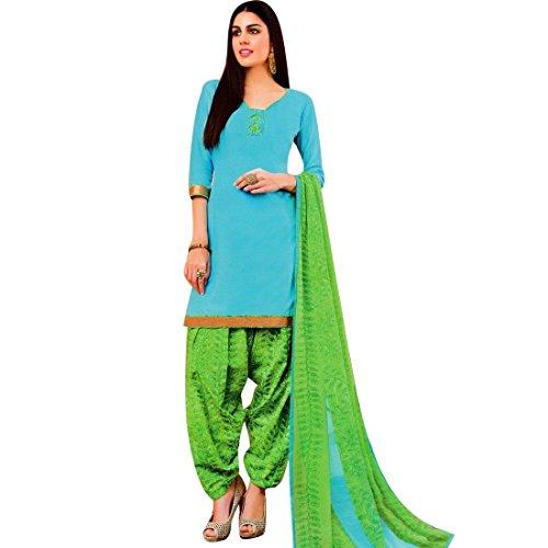 Readymade-Patiala-Salwar-Printed-Cotton-Salwar-Kameez-Suit