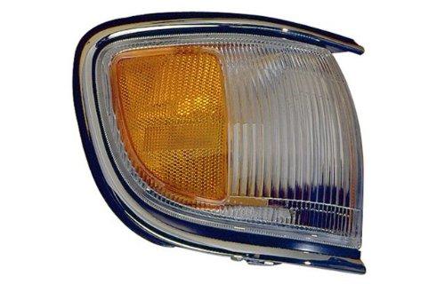 Passengers Nissan Corner Pathfinder Side (Nissan Pathfinder Passenger Side Replacement Turn Signal Corner Light)