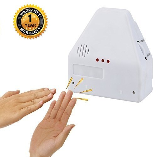 New 110V US Clap Clapper switch Electronic Gadget Universal Sound Activated Switch On/Off-Fast Delivery+One Year Warranty!