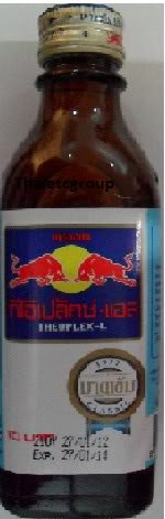 3 Muay Thai Red Bull Energy Drink Collectible Original glass Bottles Thailand.