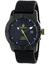Burgmeister Men's BM522-622A Black Analog Watch