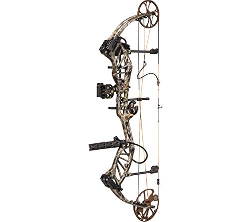 Bear Archery Approach RTH Compound Bow 60# RH Realtree Edge