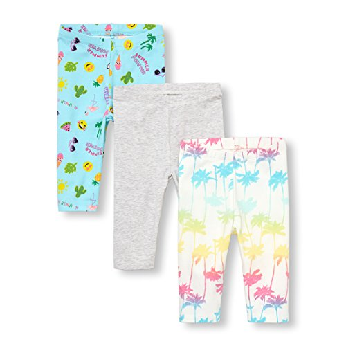 The Children's Place Baby Girls Leggings, H/T Lunar 00923, 18-24MONTH