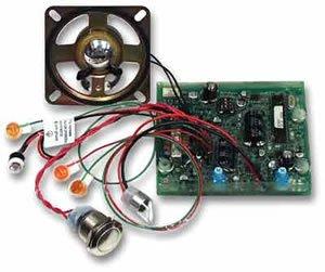 [해외]섀시가없는 E-1600A 부품 키트/E-1600A Parts Kit without Chassis