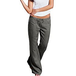 Image of the product Long Wide Leg Pants that is listed on the catalogue brand of KMG.