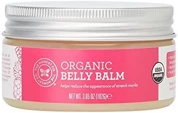 Organic Belly Balm 3.65 oz (102 grams) Balm