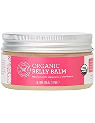 Honest Organic Belly Balm, 3.65 Ounces