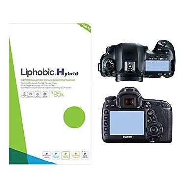 liph. Más Difícil Canon 5d Mark4 Cámara Protector de pantalla 2P ...