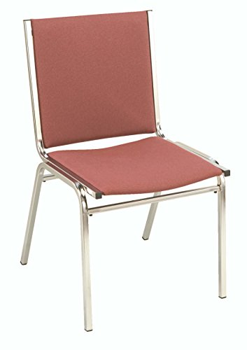 KFI Seating 410 Armless Stacking Chair, Commercial Grade,...