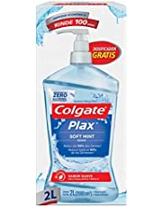 Enxaguante Bucal Colgate Plax Soft Mint 2000Ml