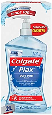 Enxaguante Bucal Colgate Plax Soft Mint 2000Ml