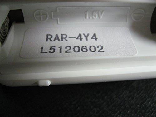 日立 エアコンリモコン RAR-4Y4