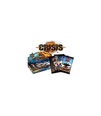 Star Realms: Crisis Bundle of 4 Expansion packs by White Wizard Games (4 items)