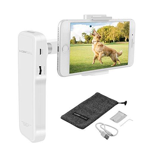 X-CAM SIGHT2 2-ejes Estabilizador de Mano para Smartphone Teléfonos Inteligentes Móviles para iPhone iPhone6/6s/6 plus/6s...