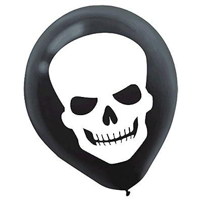 Skeleton Latex Balloons: Toys & Games