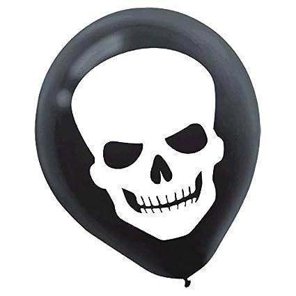 Amazoncom Skeleton Latex Balloons Toys Games