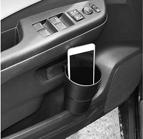 Greenwood Scatola portaoggetti per auto nero colore