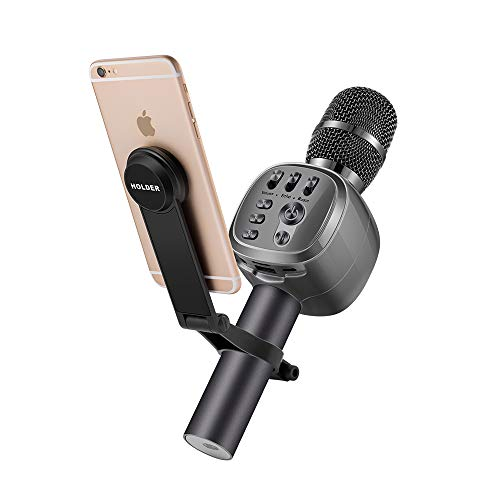Beschoi Wireless Bluetooth Karaoke Microphone with for sale  Delivered anywhere in Canada