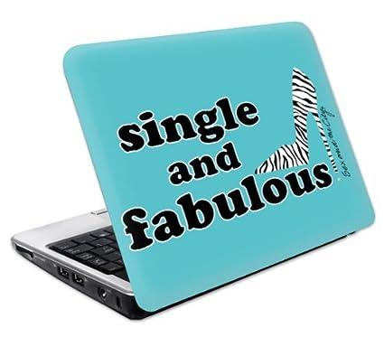 MusicSkins Sexo York Single and Fabulous! - Skin para portátil ...