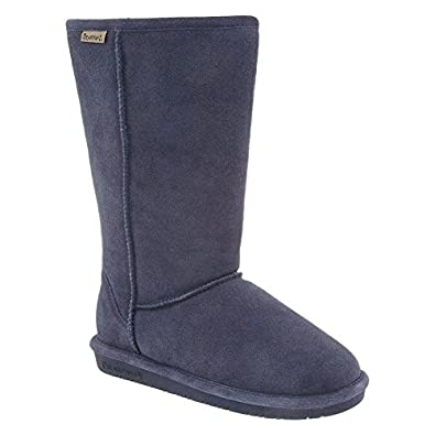bearpaw womens 12 inch sheepskin boots in