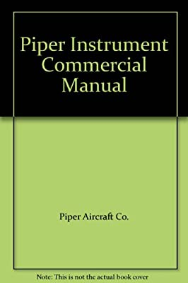 Piper Instrument Commercial Manual