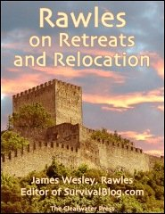 Rawles on Retreats and Relocation