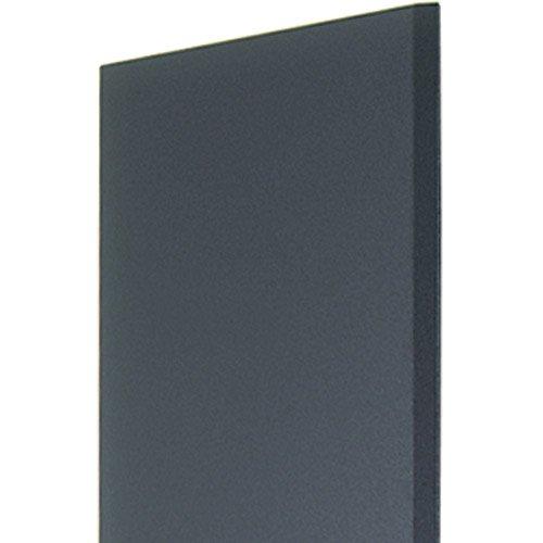 (EWR Series Solid Front Door Rack Height: 17.5