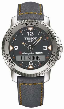 Reloj Tissot T Touch Navigator
