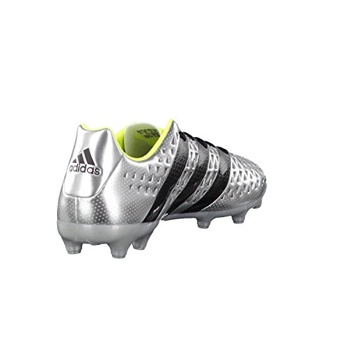 Adidas Ace fútbol Negbas Amasol Plamet de 3 16 para Plata Botas Hombre FG rrxd4FZwUq
