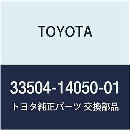 TOYOTA Genuine 33504-14050-01 Shift Lever Knob Sub Assembly