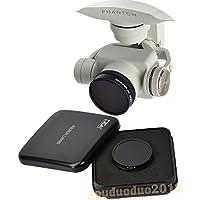 gouduoduo2018 PGY DJI Phantom 4 Phantom 3 Lens Filter Drone Quadcopter MCUV / CPL / ND4 / ND8 / ND16 / ND2-400 / ND8&CPL Camera Lens Filter