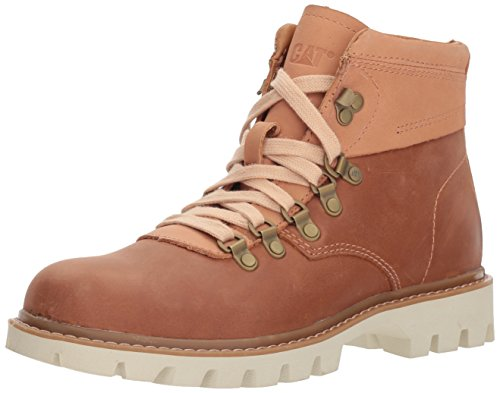 Alpine Leather Boot (Caterpillar Women's Crux Alpine Inspired Leather Fashion Boot, Patina, 11 Medium US)
